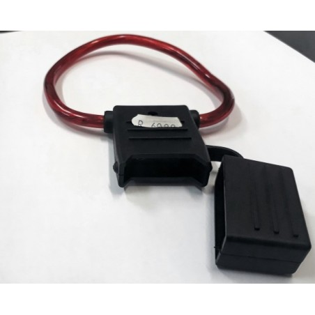 Inline Fuse Holder -LARGE 10mm Cable