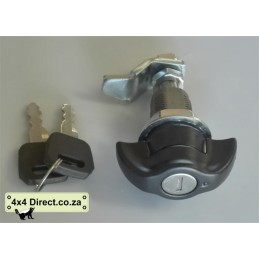 Compression latch locks
