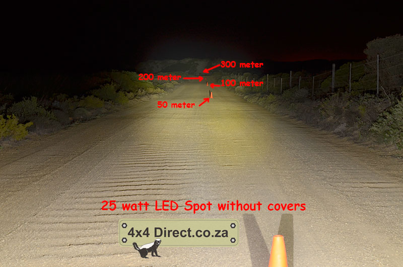 25 watt LED Spotlight