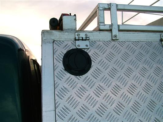 Canopy air vent