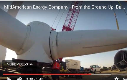 Assembling a Wind Turbine
