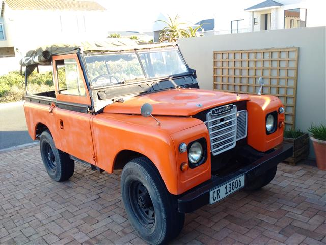 4×4 Direct Landy Rebuild Project