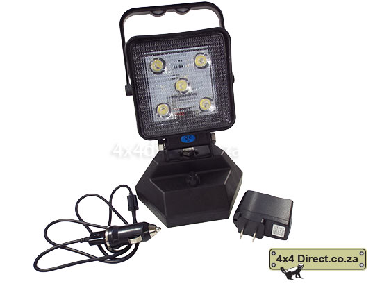 15W Rechargeable Worklight