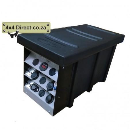 National Luna BMS 2011 12volt auxiliary battery box