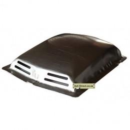 Aluminium Muller vent for canopies